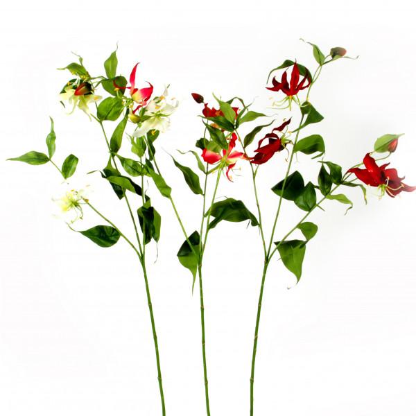 Gloriosa-Zweig,creme, 86cm