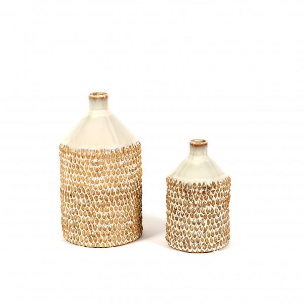 Keramik-Flasche Akropolis