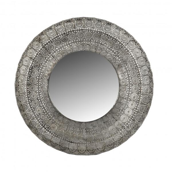 Spiegel Tunis Metall 86x8 cm antik