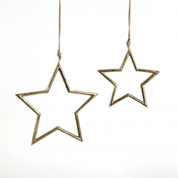 Stern zum hängen Oro Metall