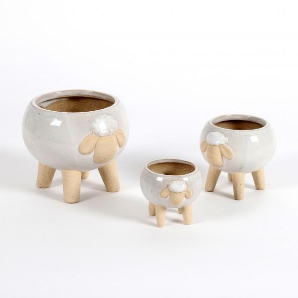 Keramik-Mini Pflanz