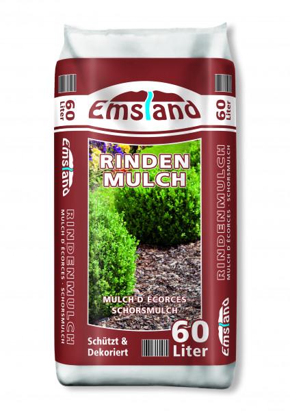 Emsland Rindenmulch 0-40 mm 60 L Sack