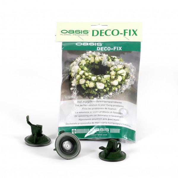 OASIS Floral Foam DECO FIX d4 cm, grün