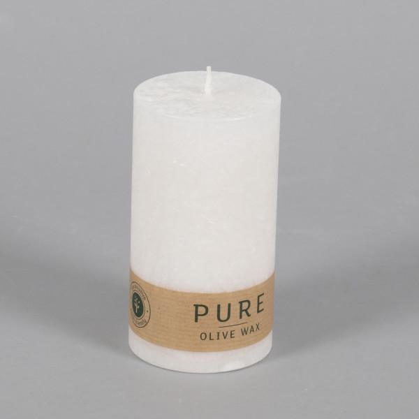 Pure Wax Nature Kerze 130/70 Ktn / 12 Stück