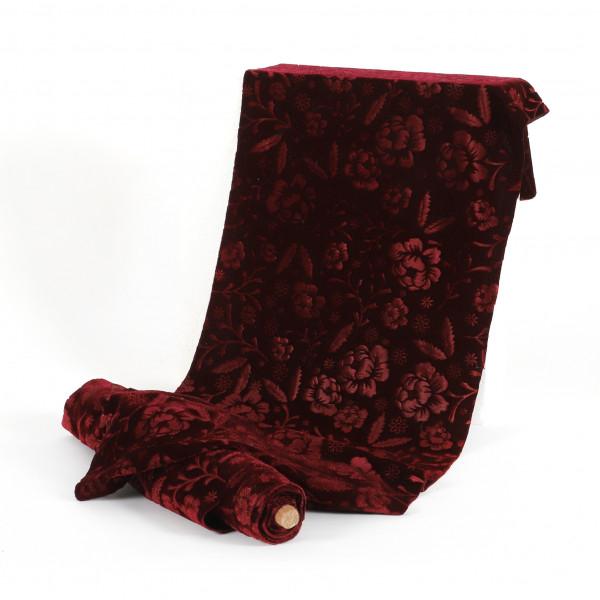 Deko-Stoff Aulona Textil mit Dekor