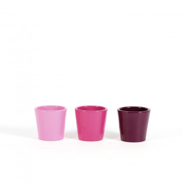 Keramik-Kübel mini