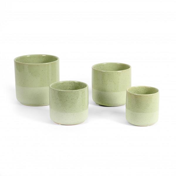 Keramik Zylindertopf