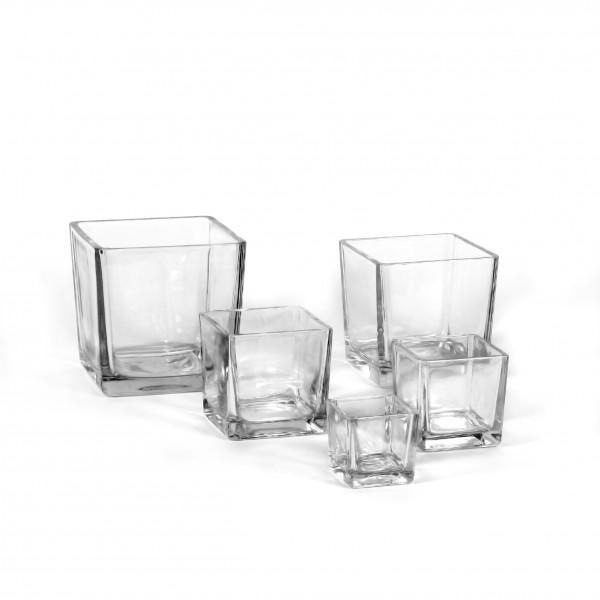 Cube Glas Würfel