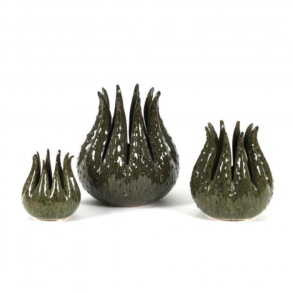 Keramik Deko - Vase Lula