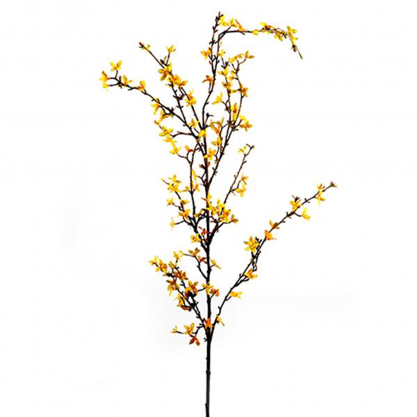 Forsythienzweig, 150 cm, gelb