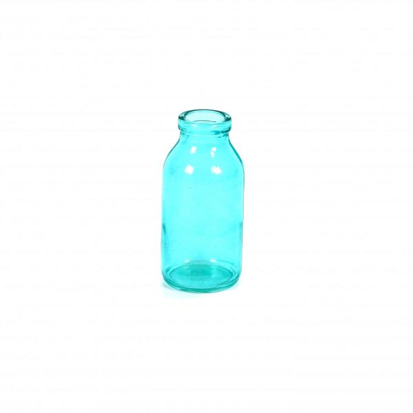Glasflaschen Aqua H 10 cm D 5 cm
