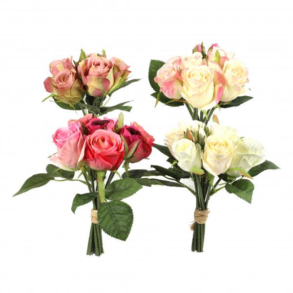 Rose, 26 cm, Bund x 10