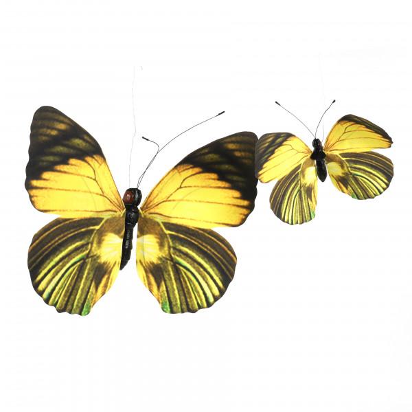 Schmetterling z.hängen bedruckt