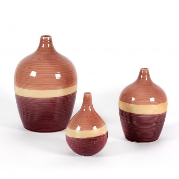 Keramik-Flasche Linda