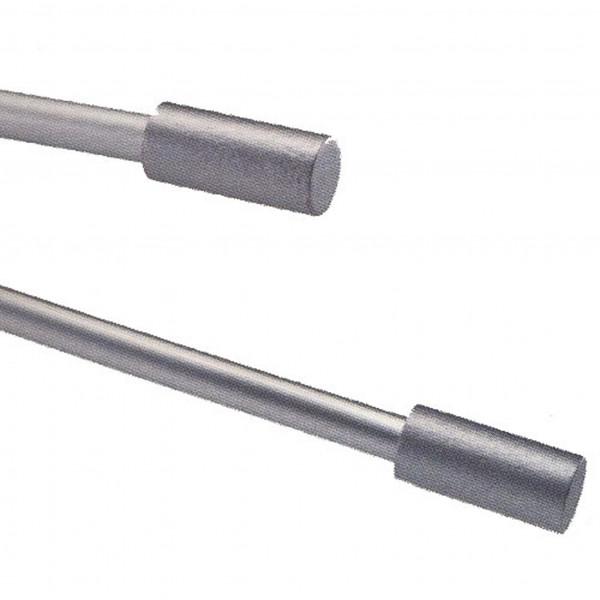 Rundstäbe Metall Set für Banne r 80 cm