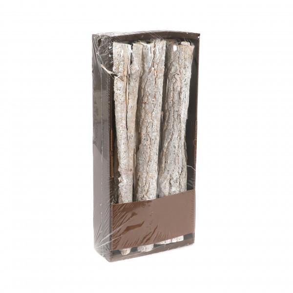 Popular Bark white washed Tray x 1,5 kg