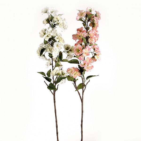 Apfelblütenzweig, 100 cm