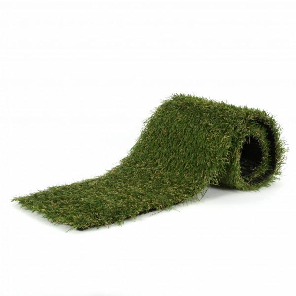 Rasenmatte, 100x20cm, grün