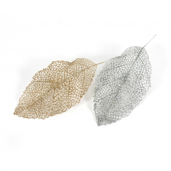 Canna Skeleton Leaf Kunststoff , 38x14 cm