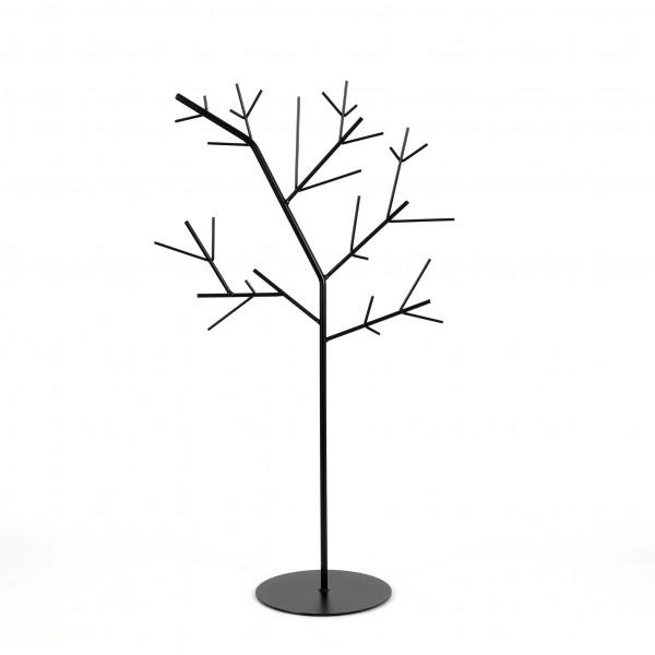 Displayständer Baum 43,5x20x H77cm rustic antik pulverbeschichtet