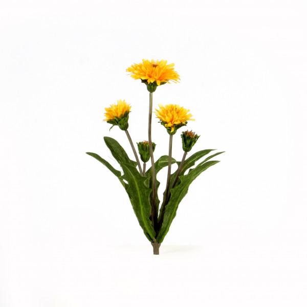 Löwenzahn x 5, gelb, 25 cm