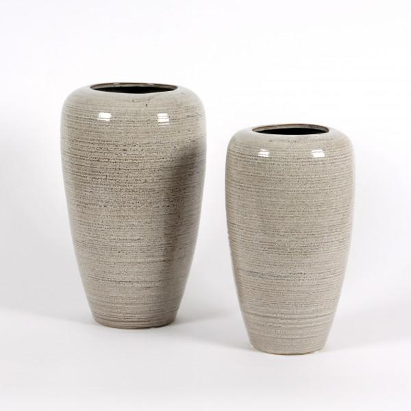Keramik-Vase Fleur