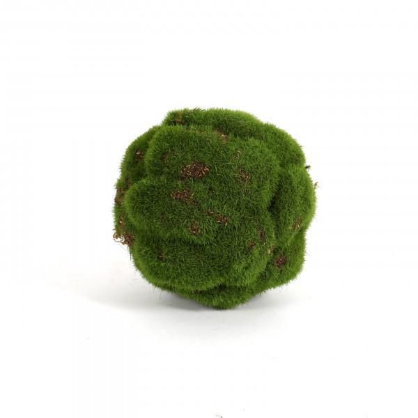 Moos-Kugel, 14 cm, grün nicht wasserfest