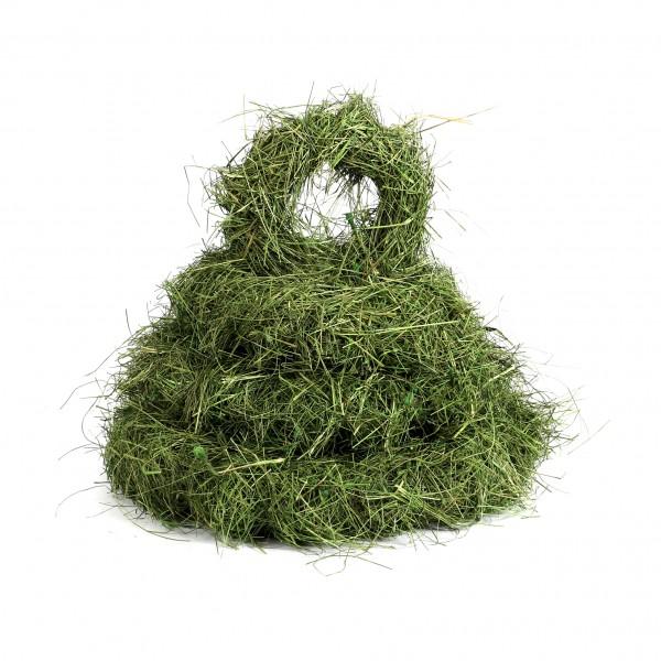 Natur Kranz, aus Gras&Moos