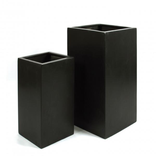 Poly-Stone Vase quadr