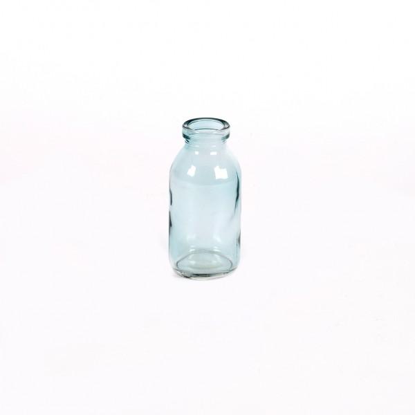 Glasflaschen Klar H 10 cm D 5 cm