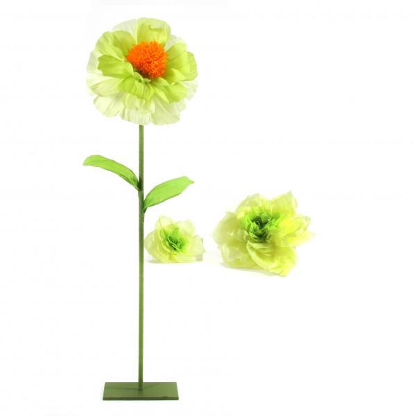 Papierblume zum hängen