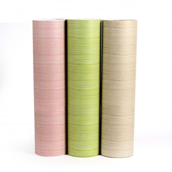 Blumenseidenpapier Streifen 75 cm, 10kg