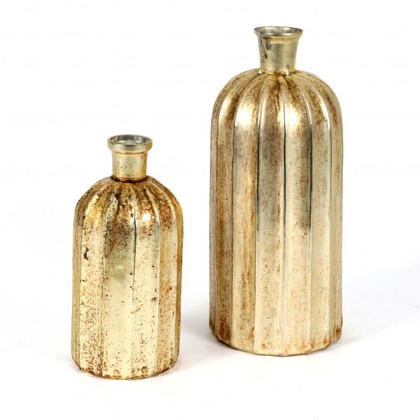 Flasche Almond Glas
