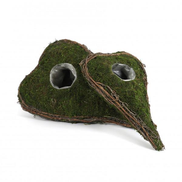 Pflanz-Herz, Moss