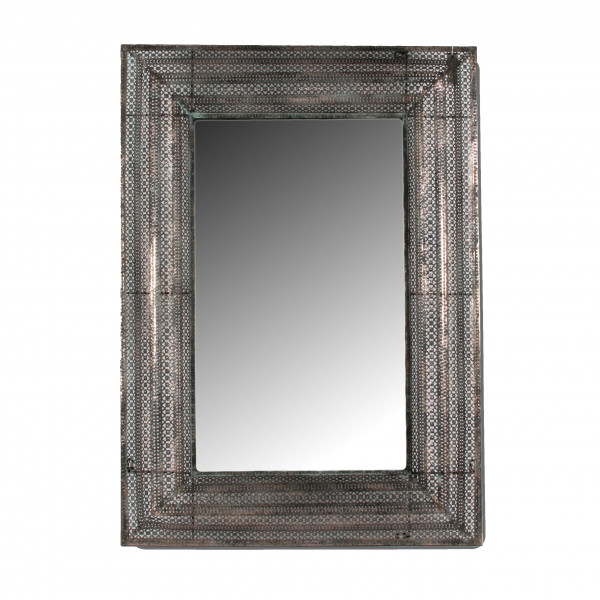 Spiegel Soraya Metall 79,5x110 ,5x7,5 cm antik