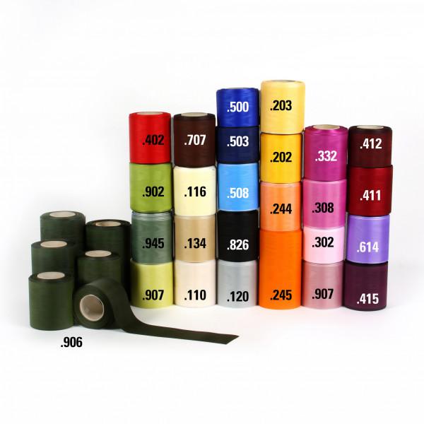 Kranzband/Schleifenband Moire 75 mm x 25 m