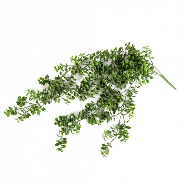 Blatthänger Muschel , 73 cm, grün