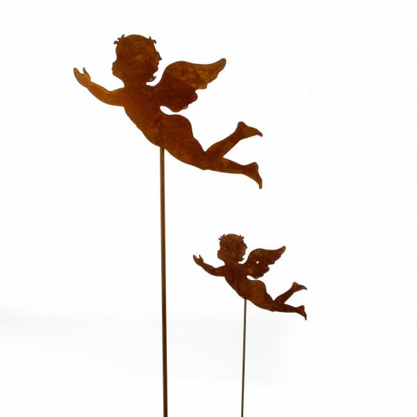 Fliegender Engel Stecker, Met all, rost