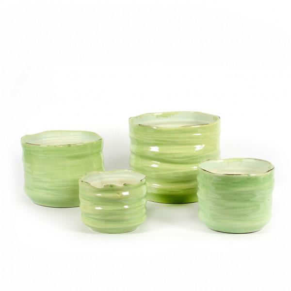 Keramik-Topf Malaga
