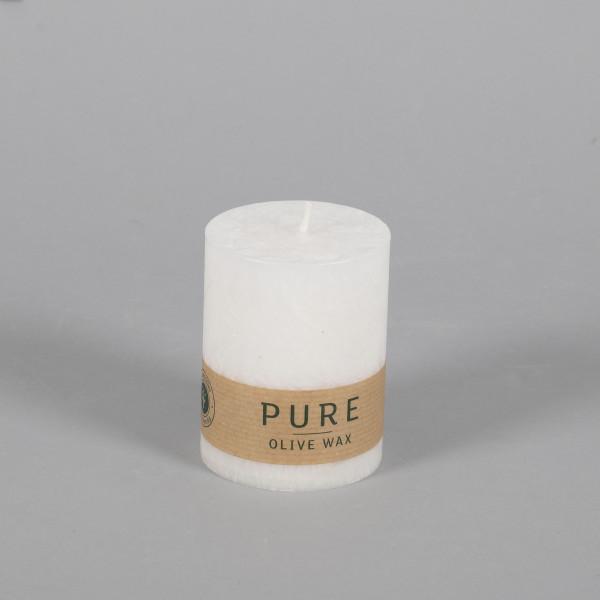 Pure Nature Wax Kerze 90/70 Ktn / 12 St