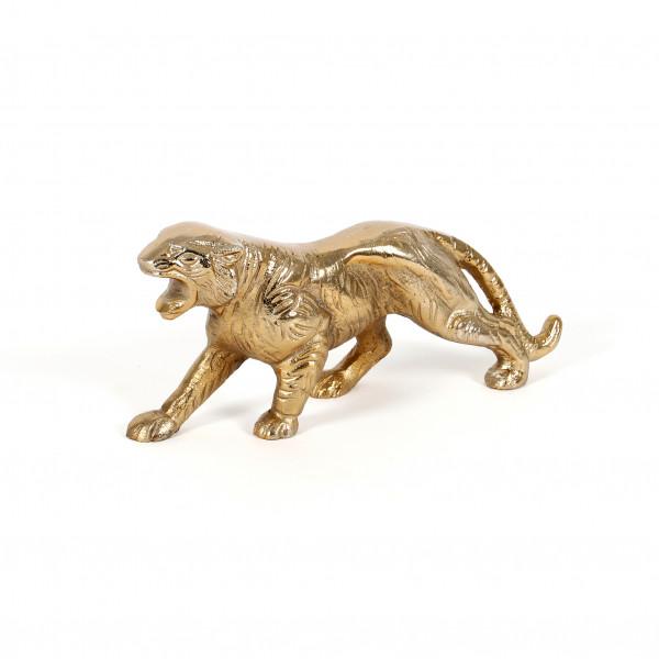 Panther Sanaá Aluminium, gold 19x4,5x9 cm