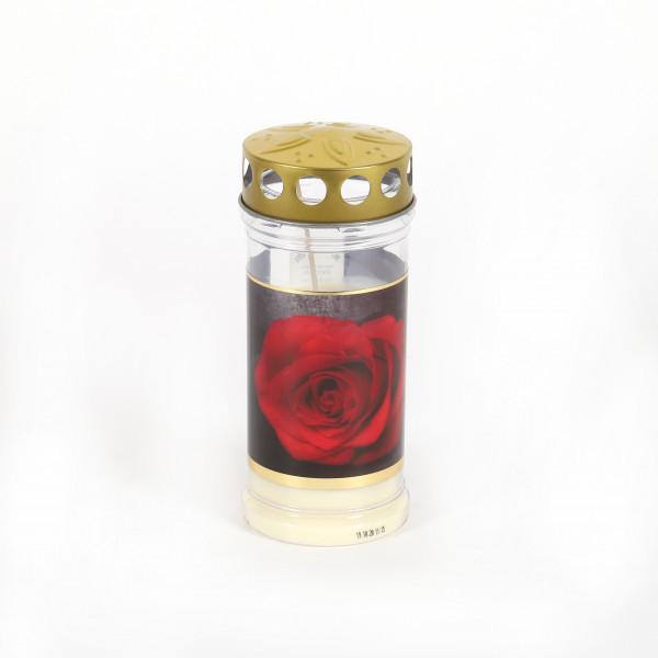 Motiv-Öllicht Gold Rose 4 Tage