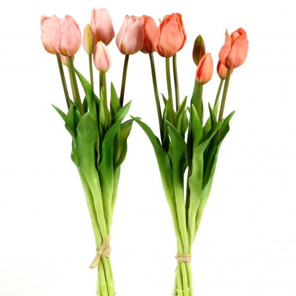 Tulpe Amsterdam offen x 7, 47cm