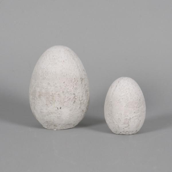 Keramik-Deko-Ei