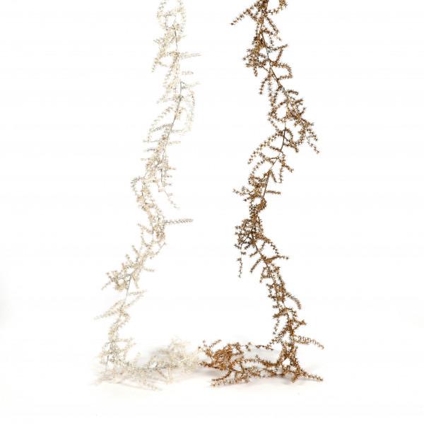 Asparagusgirlande, 127cm
