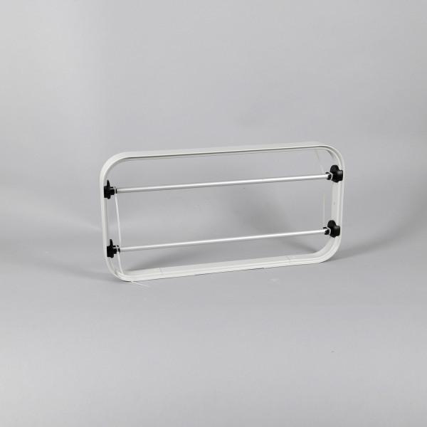 Rahmen für 8 Kräuselbandrollen L 58,4 cm x H 31 cm
