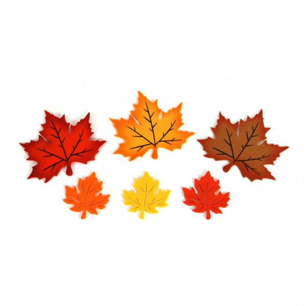 Blättersortiment Herbst