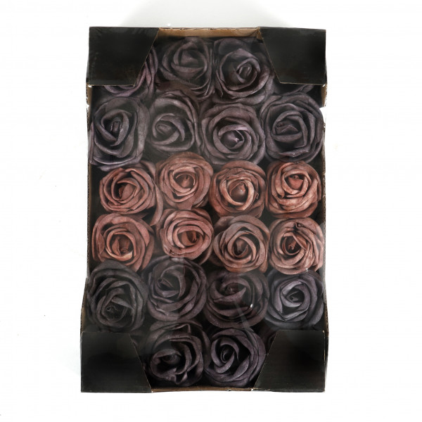Rose am Draht,Foam,50mm