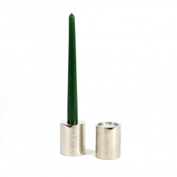 Teelicht/Kerzenhalter Double A luguss, 5x5x7 cm