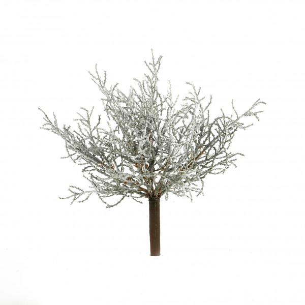 Stacheldraht-Busch, 20 cm grau-natur